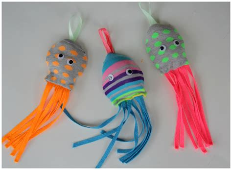 craft for kid squid craft dollar store