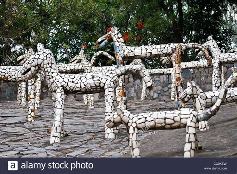 rock garden nek chand sculptures rock garden by nek chand chandigarh india