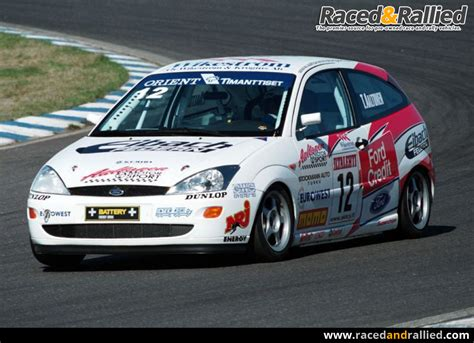 Ford Focus Rally Car For Sale by Ford Focus Production Touring Car Dtc Race Cars For