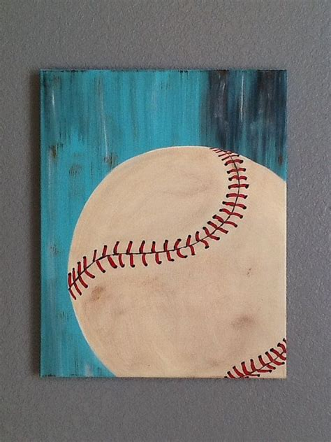 best 25 baseball canvas ideas 25 best ideas about baseball canvas on psalm