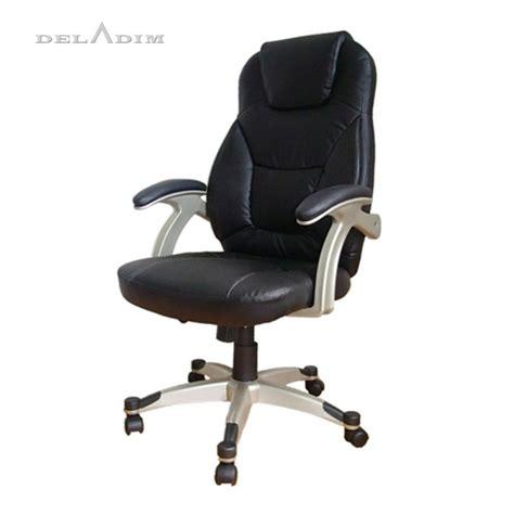 fauteuil de bureau cuir ciabiz