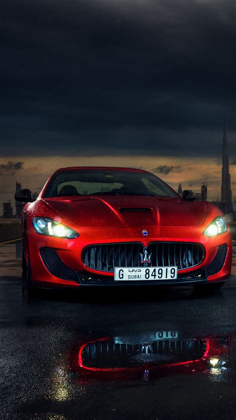 Car Wallpaper With Android Moon by Maserati