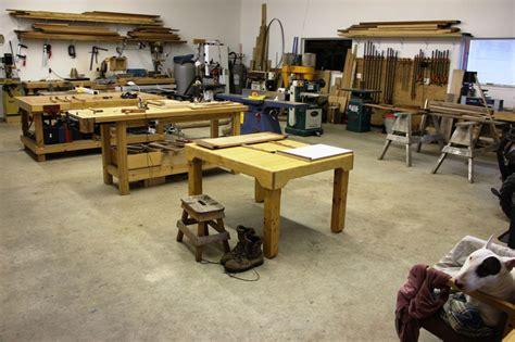 woodwork shop woodworking workshop jim draper