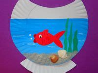 paper bag fish craft summer crafts on paper plate fish fish bags