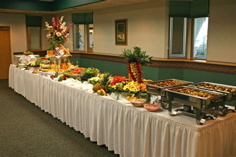 buffet table decorations buffet table decoration ideas the knownledge