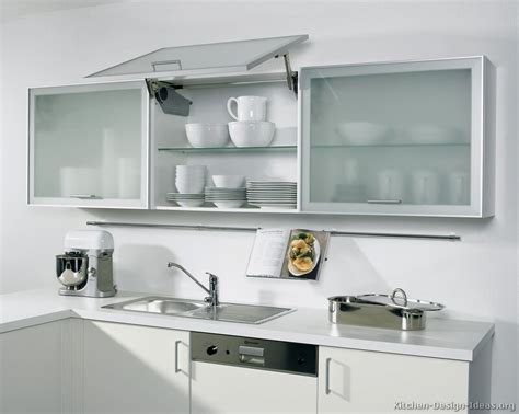 design glass for kitchen cabinets pictures of kitchens modern two tone kitchen cabinets