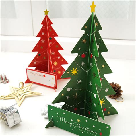 how to make a 3d tree card popular 3d card ideas buy cheap 3d card ideas lots from