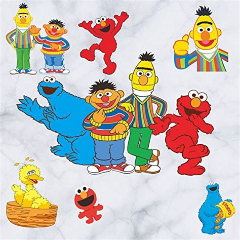 Sesame Street Wall Mural compare price to sesame street mural afscstore org