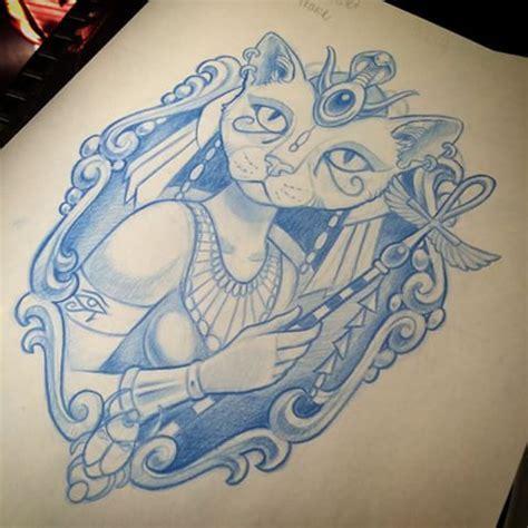 best 25 bastet tattoo ideas on pinterest egyptian