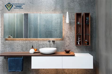 bathroom designer of the year minosa australian hia bathroom design of the year 2017