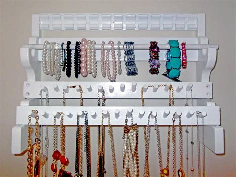 how to make jewelry hanger dean arms weapons of nerdy ness diy jewelry holder for