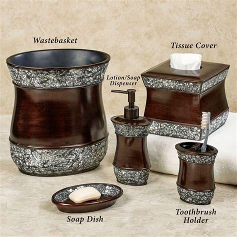 bathroom bronze accessories elite handpainted bath accessories