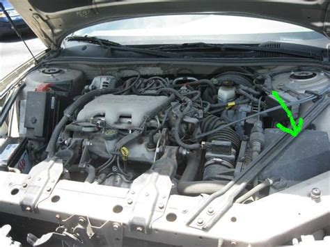 service manual how to remove 2002 buick rendezvous ecm