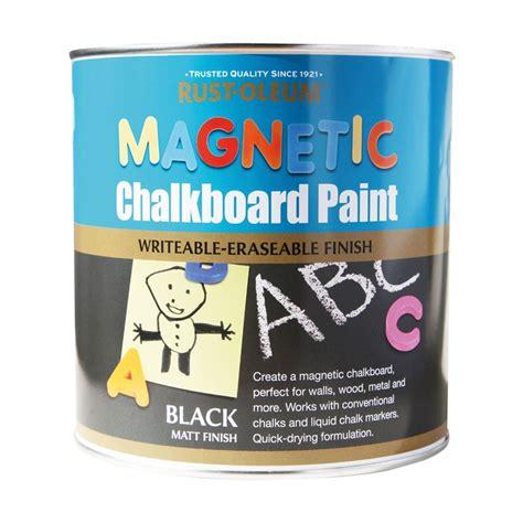chalk paint uk homebase rust oleum black magnetic chalkboard paint 2 5l at