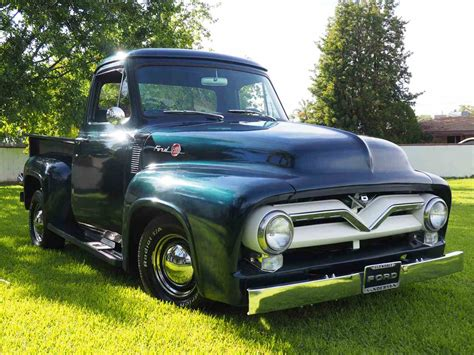 1955 Ford Truck by 1955 Ford F100 For Sale Classiccars Cc 1051123