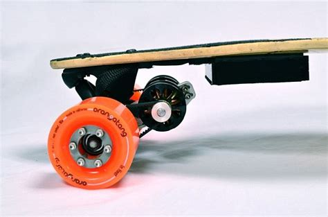Smallest Electric Motor by Boosted Board The Skateboard That Could Change The Way We