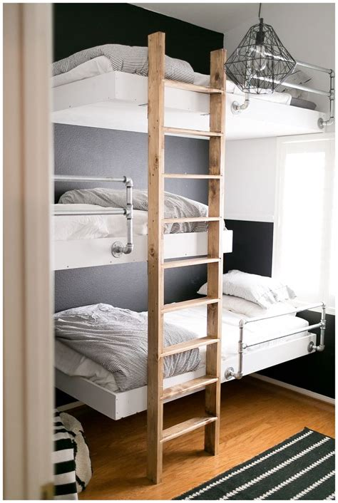 how for bunk beds different types of bunk beds for ward log homes