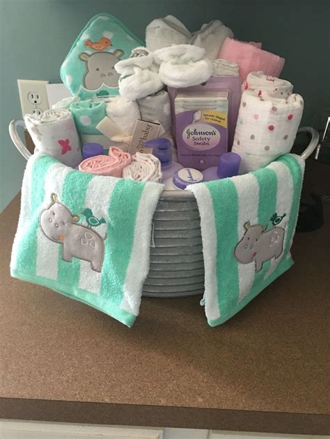 gift for baby best 25 baby shower baskets ideas on baby
