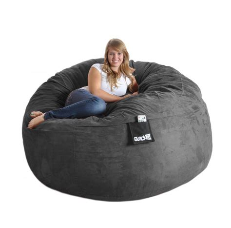 Big Bean Bag Chairs For by Oversized Bean Bag Chairs Foam Padding Http Www
