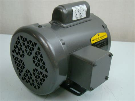 1 Hp Electric Motor by Baldor 1 3 Hp 1425 Rpm Electric Motor 34a63 3653 Ebay