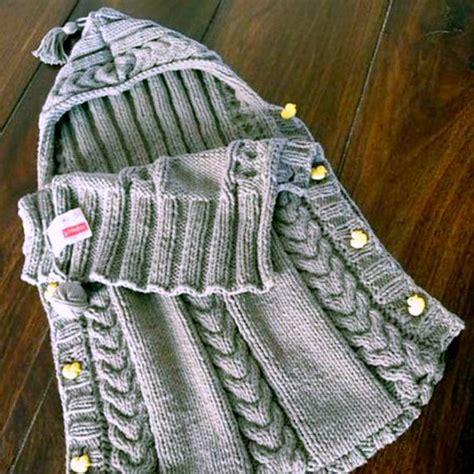 baby sleeping bag knitting pattern uk knitting pattern baby sleeping bag cocoon sleep sack