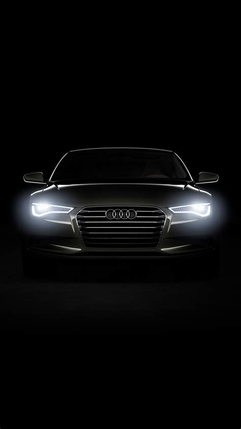 Iphone 5s Car Wallpapers by Black Audi R8 Iphone 5s Wallpaper Iphone Wallpapers