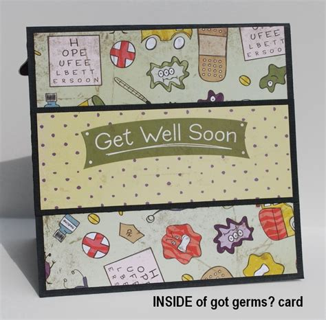 how to make a get well soon card get well soon card by barthel scrapbook