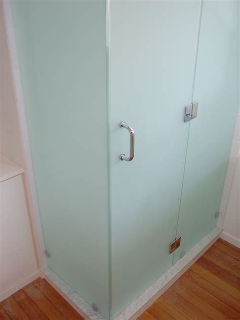shower door frosting shower enclosure frosted glass our frosted glass shower