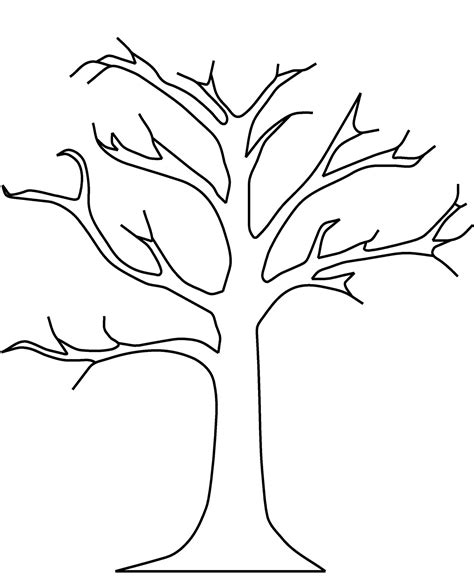 tree color in tree coloring pages dr