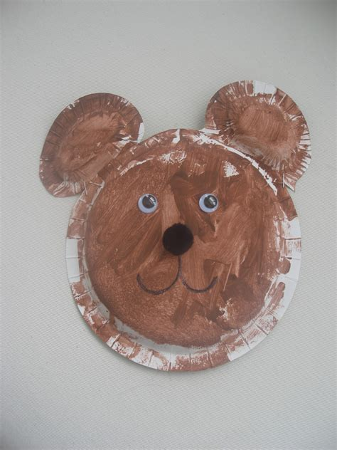 brown paper crafts house toddler crafts week in review