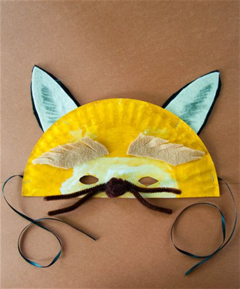 wolf paper plate craft big bad wolf paper plate mask activity education