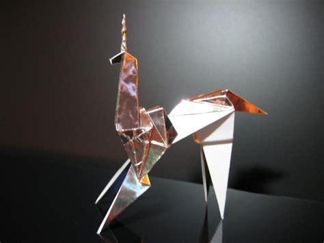 blade runner unicorn origami blade runner unicorn origami prop by furthershore on