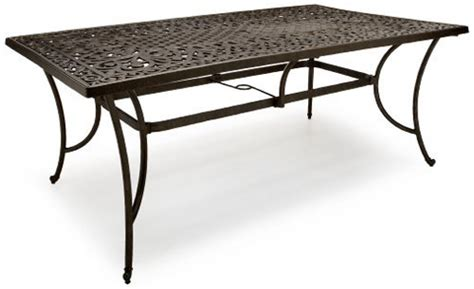 aluminum patio table outdoor cast aluminum tables patio furniture ultimate