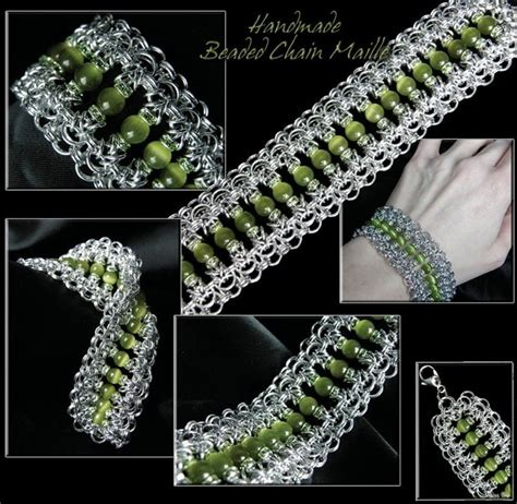 how to make chainmaille jewelry jewelry daily presents free chain maille