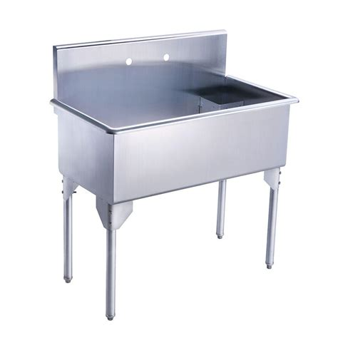 freestanding kitchen sinks whitehaus collection pearlhaus all in one freestanding