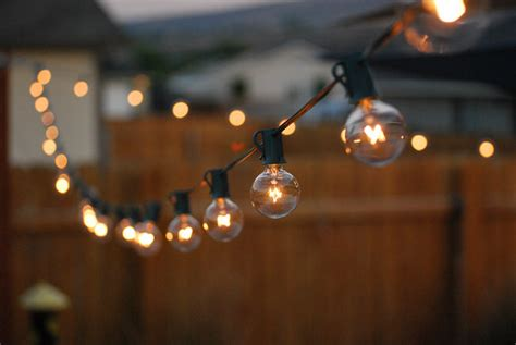 garden string lights outdoor room ambience globe string lights the garden glove