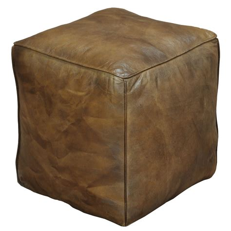 leather cube ottomans 15 save an 33 08 use code shine15 at