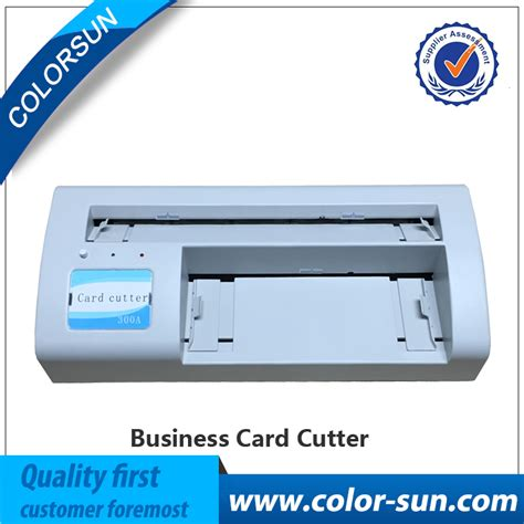 business card machine aliexpress buy automatic business a4 paper name card