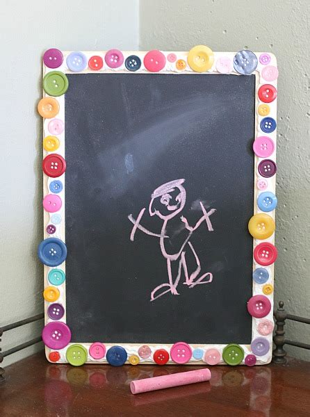 diy chalkboard for toddlers diy decoden chalkboard for buggy and buddy