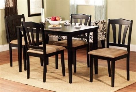 black kitchen table and chairs kitchen chairs kitchen tables chairs sets