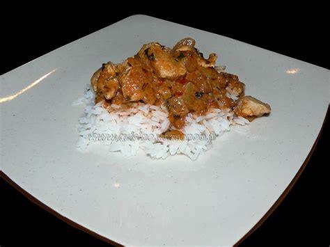 poulet 224 la p 226 te de curry une cuisine pour voozenoo