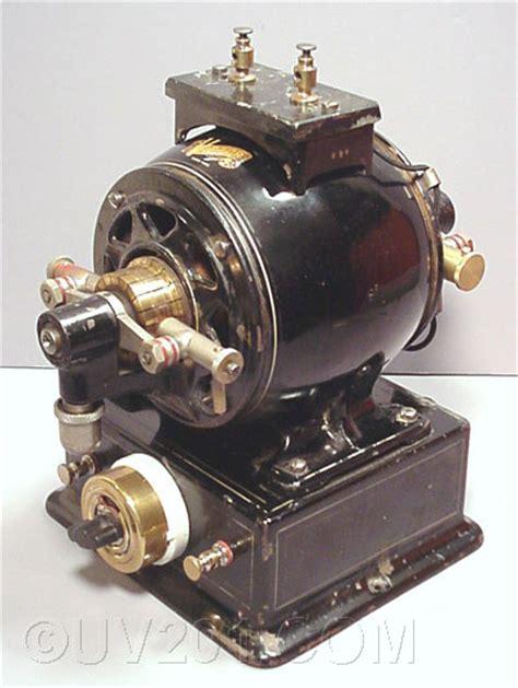 Antique Electric Motor by Antique Electric Motor Generator Victor Electric Company