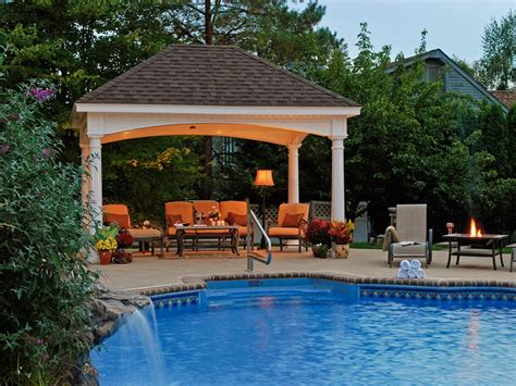 backyard ideas with pools backyard design ideas with pool and outdoor kitchen