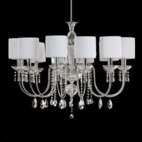 blown chandelier blown glass chandelier