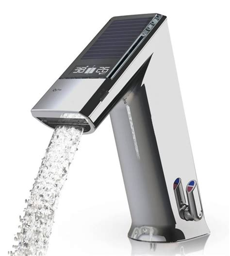 electronic kitchen faucet electronic lavatory faucet by iqua