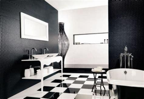 black and white bathroom tile designs 71 cool black and white bathroom design ideas digsdigs