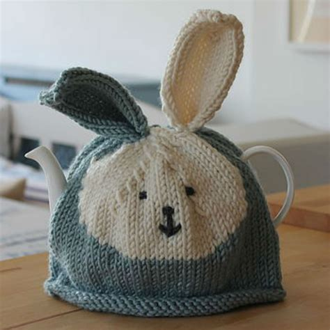 how to knit a tea cosy for beginners bunny rabbit tea cosy knitting kit toys