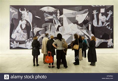 picasso paintings in madrid 180 guernica 180 painting by picasso at the reina sofia national