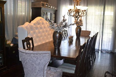 how to make a dining room bench how to make a highback dining bench hometalk
