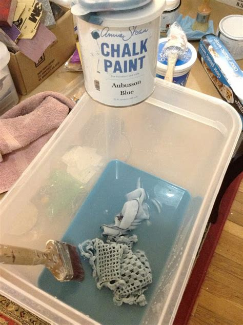 chalk paint not covering the empty nest how to dye fabric with chalk paint